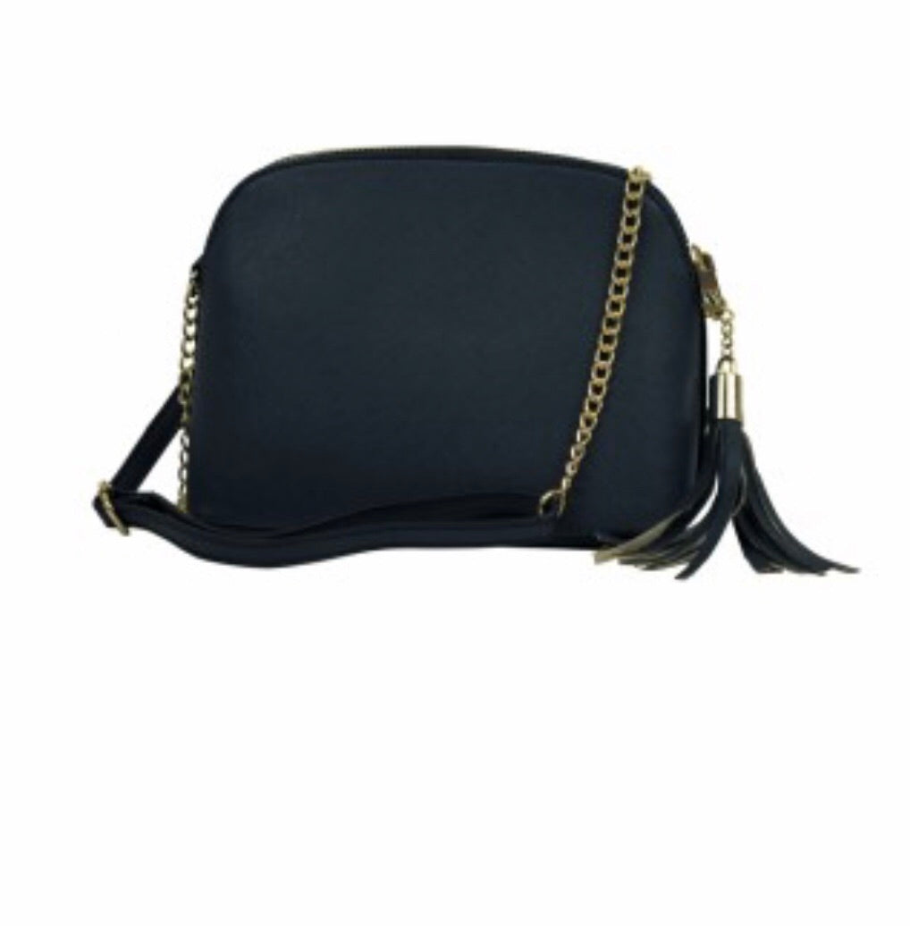 Midnight Blue Evening Bag