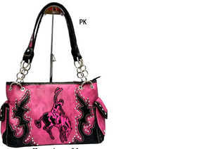 Pink Cowgirl Purse
