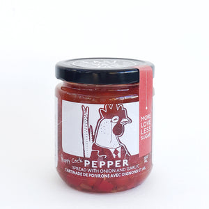 Poppy Cock Pepper Jelly