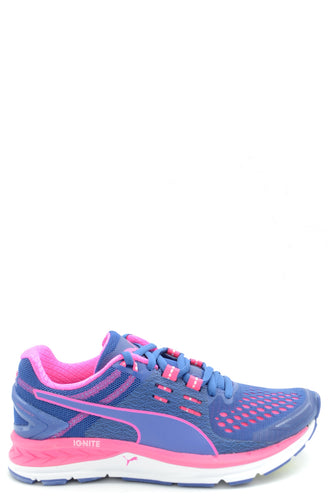 New Women's Puma Pink & Blue Sneakers, multi sizes