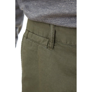 New Men's Five Pocket Military Green Twill Shorts, Sizes 31-38