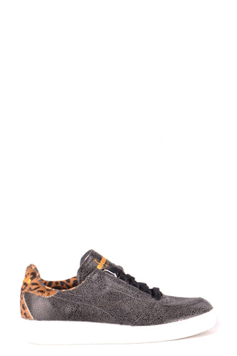 New Women's Diadora Black Sneakers, multi sizes - Junkdrawercoolfinds.com