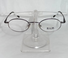 Vintage B.U.M. Equipment Eyeglass Frames, Groovin, Made in Italy, RARE - Junkdrawercoolfinds.com