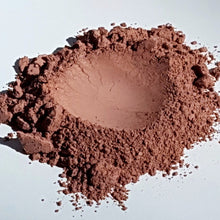Raw Beauty Minerals, Vegan Blush, Earthy Brown, 4 size choices