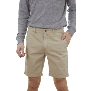 New Men's Khaki 5 Pocket Twill Shorts, Multi Sizes
