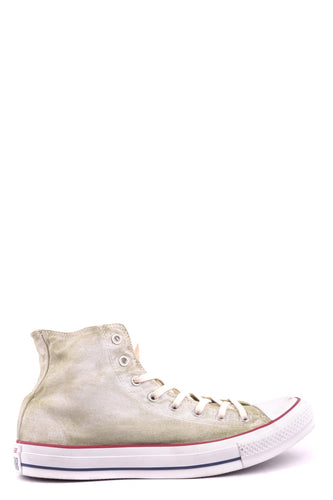 New CONVERSE ALL STAR Women's Dusted Green High Tops, Multi Sizes - Junkdrawercoolfinds.com
