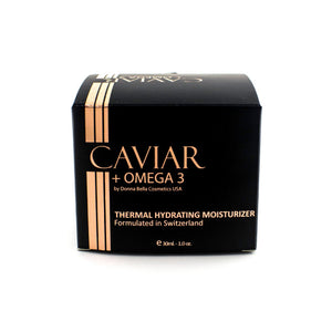 Caviar + Omega 3, Thermal Hydrating Moisturizer - Junkdrawercoolfinds.com