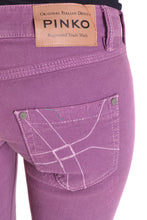 "New Pinko Violet Straight Leg Jeans, Size 25"" waist - Junkdrawercoolfinds.com"