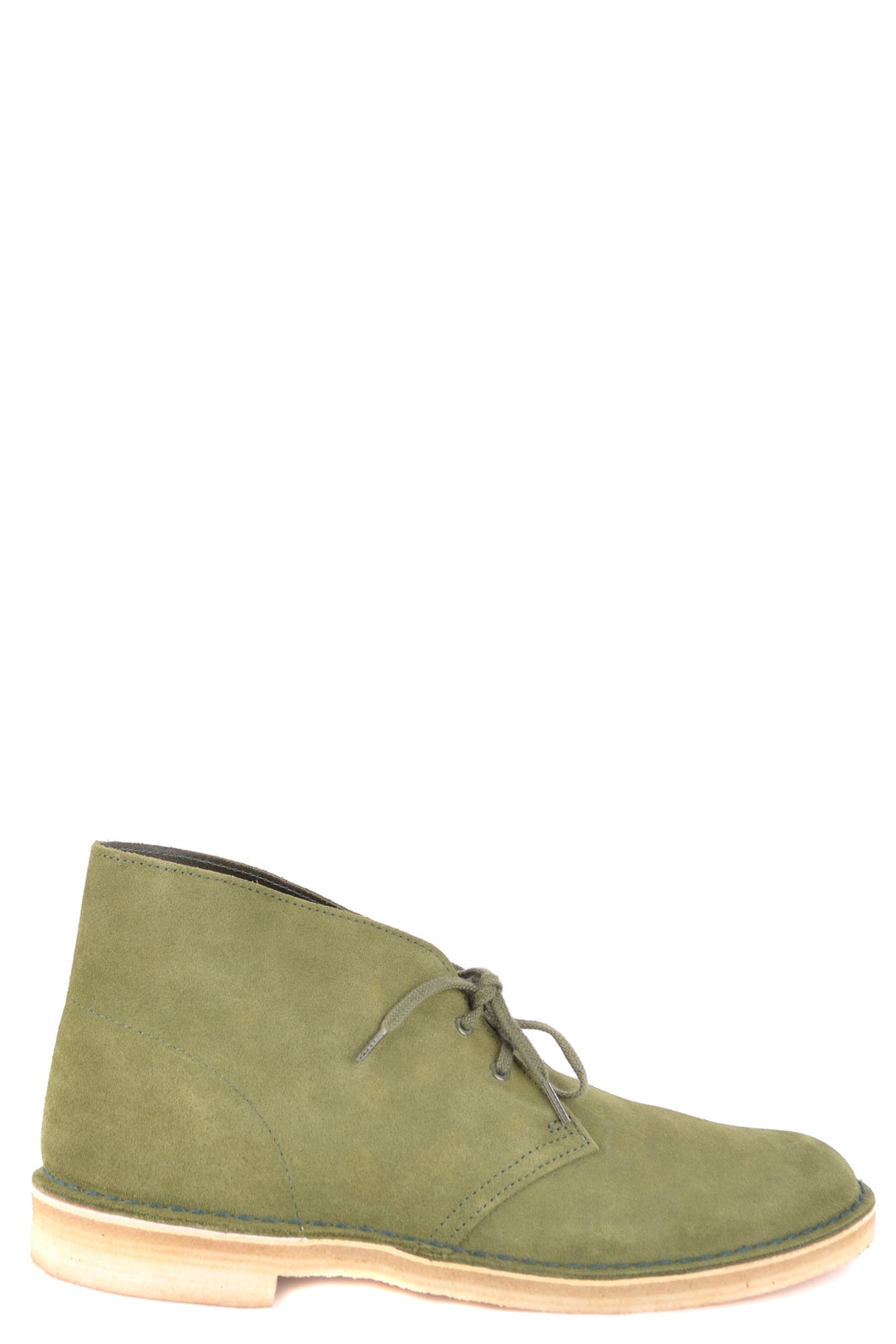 New Men's Clarks Boots in Green, Multi sizes available