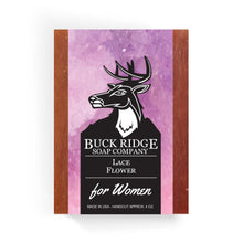 Women's Buck Ridge Lace Flower Handmade Soap - Junkdrawercoolfinds.com