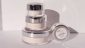 Raw Beauty Minerals, Vegan Finishing Veil Powder in Airbrushed, 5 size choices