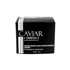 Caviar + Omega 3, Day, Night & Peeling Hydrating & Healing Set - Junkdrawercoolfinds.com