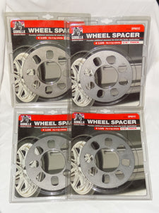 Set of 4 Gorilla Automotive Products, WHEEL SPACER, 4 LUG VEHICLES, Part # SP601C, NIP - Junkdrawercoolfinds.com