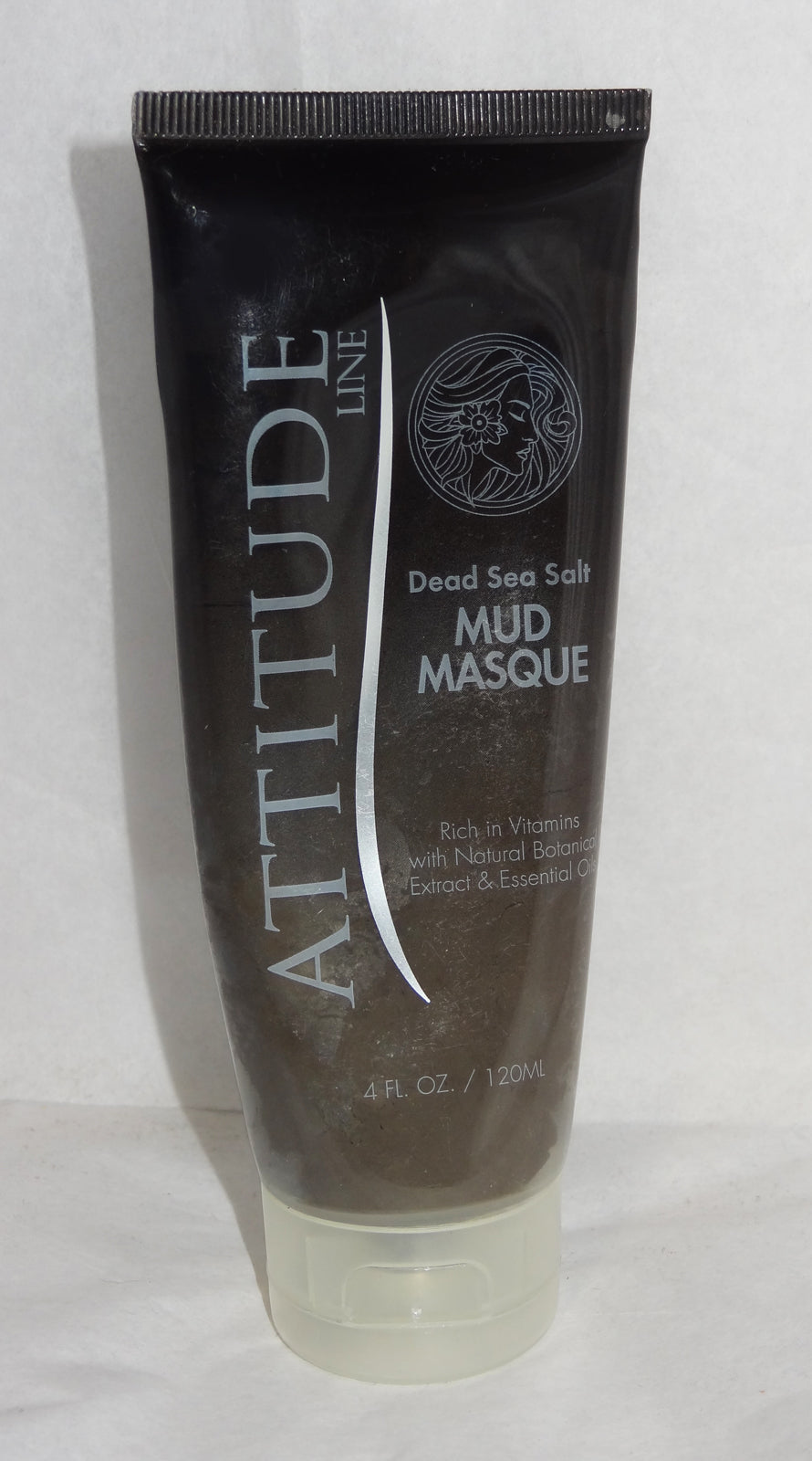 ATTITUDE LINE, DEAD SEA SALT MUD MASQUE, VITAMINS, NATURAL EXTRACTS & ESSENTIAL OILS, NEW - Junkdrawercoolfinds.com