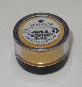 3 JARS Mosheko MINERAL BEAUTY, BACULITE 013, FINISHING GLOW ILLUMINATOR, NEW - Junkdrawercoolfinds.com