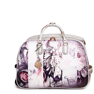 Brangio Women's Blossomz Duffle Bag + Overnight Bag 3 color choices - Junkdrawercoolfinds.com