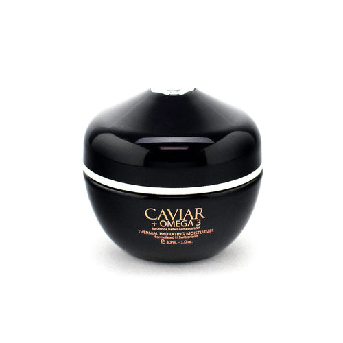 Caviar + Omega 3, Thermal Hydrating Moisturizer, FREE SHIP
