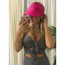 New Women's SUMMER HAT - VISOR With UV Protection, 6 colors - Junkdrawercoolfinds.com