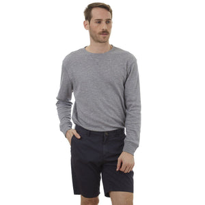 New Men's 5 Pocket Black Twill Shorts, Sizes 30-38