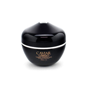 Caviar + Omega 3, Thermal Hydrating Mask - Junkdrawercoolfinds.com