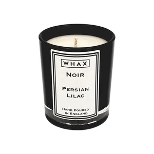 persian lilac scented soy candle