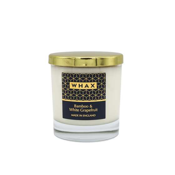 Bamboo and white grapefruit Home Candle