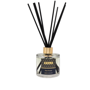 Pink pomelo fragrance diffuser | Pomelo reed diffuser | whax.co.uk | made in England