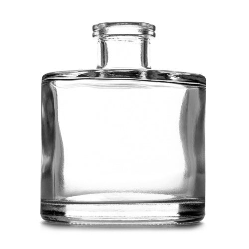 200ml Clear Round Diffuser Bottle - Box Of 40
