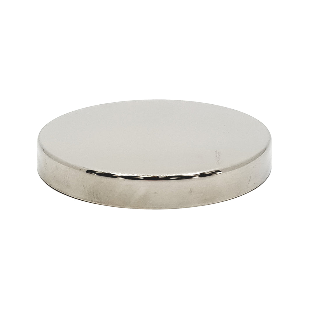 Silver lid to Fit 27cl Candle glass