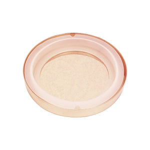27cl Rose Gold Metal Candle Lid - Pack Of 24