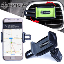 TOMKAS Air Vent Car Phone Holder Stand With Perfume Set Mount 360 Rotation Phone Holder For iPhone 5 6 7 Plus Smartphone