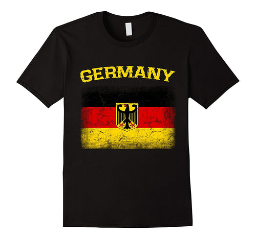 T-Shirt Deutschland Germany