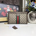 GUCCI OPHIDIA GG SUPREME SHOULDER BAG - vlixcogoods