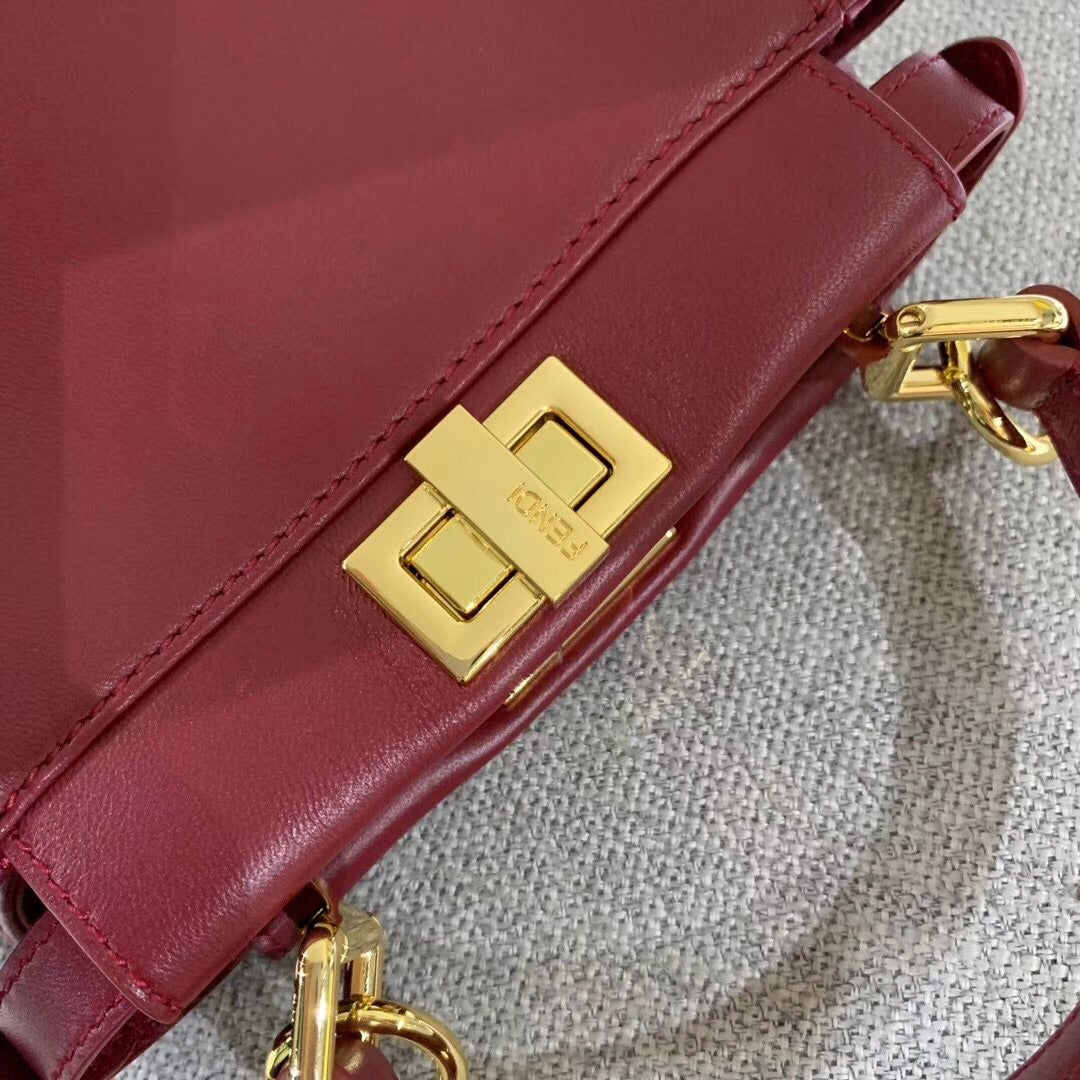 FENDI PEEKABOO MINI BAG 19 - vlixcogoods