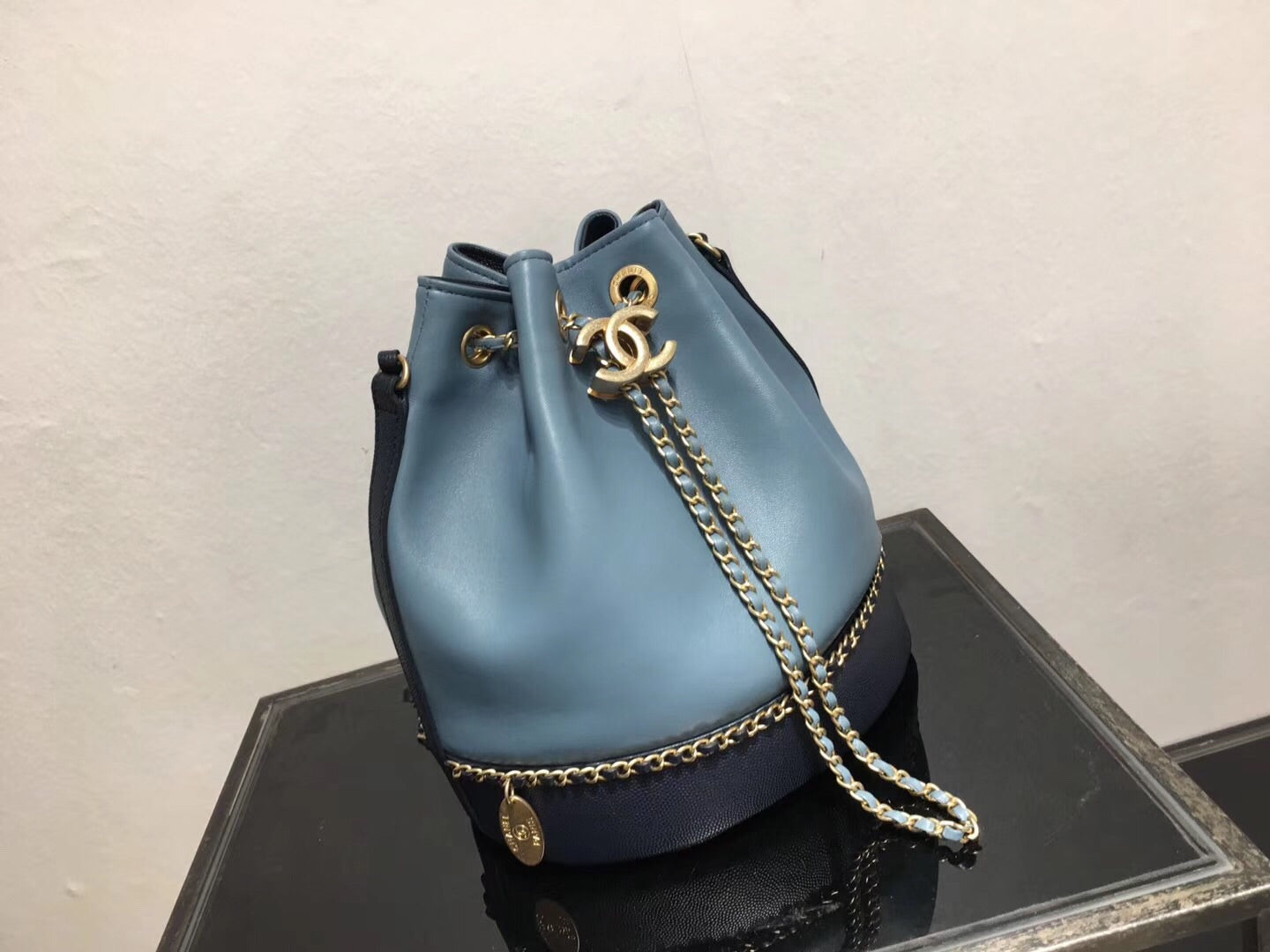 CHANEL BUCKET BAG - vlixcogoods