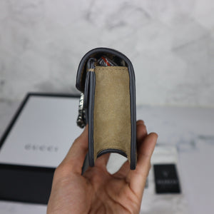 GUCCI SUPER MINI DIONYSUS BAG