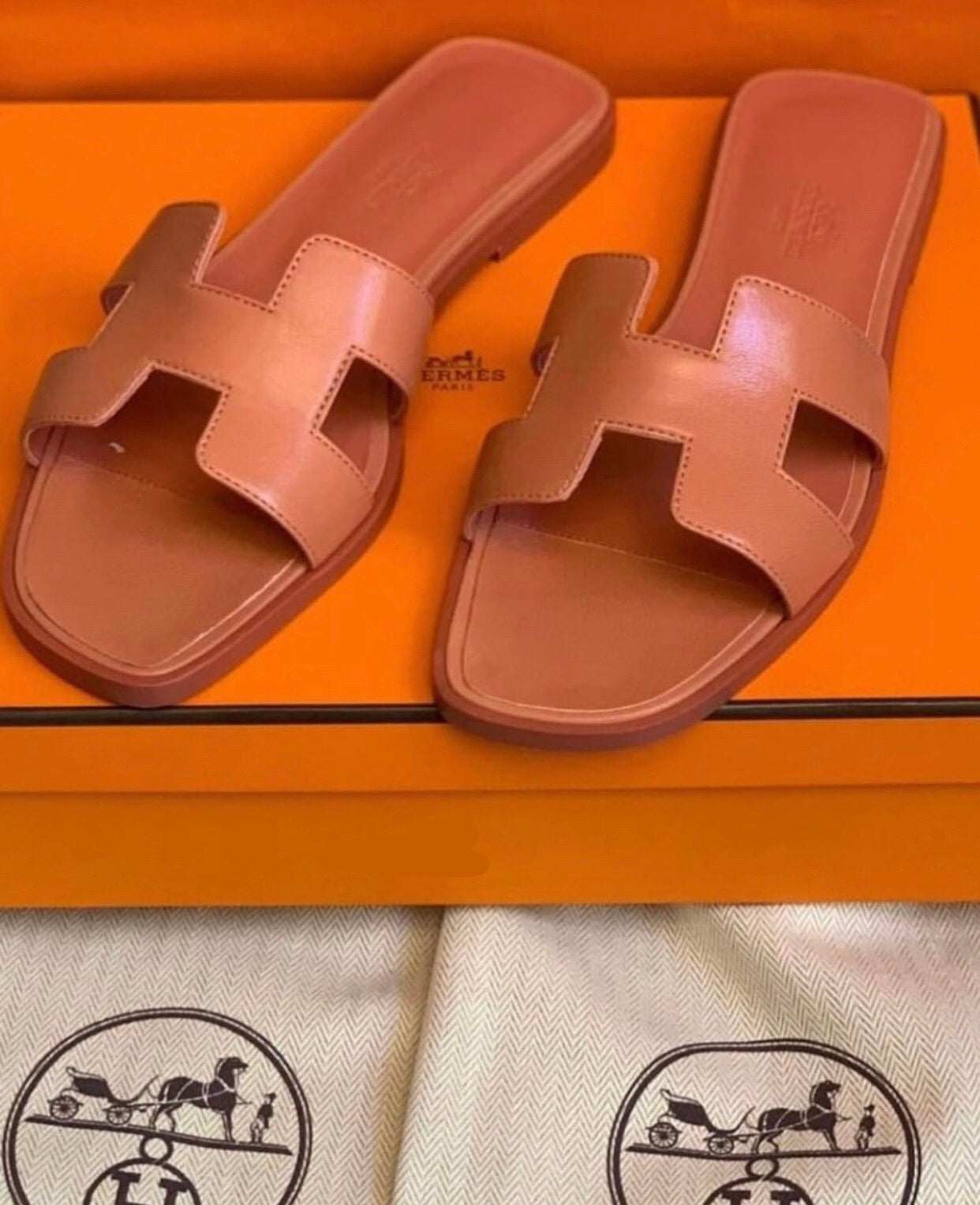 HERMES SANDALS SWIFT