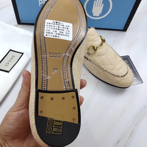 GUCCI JORDAAN LOAFERS