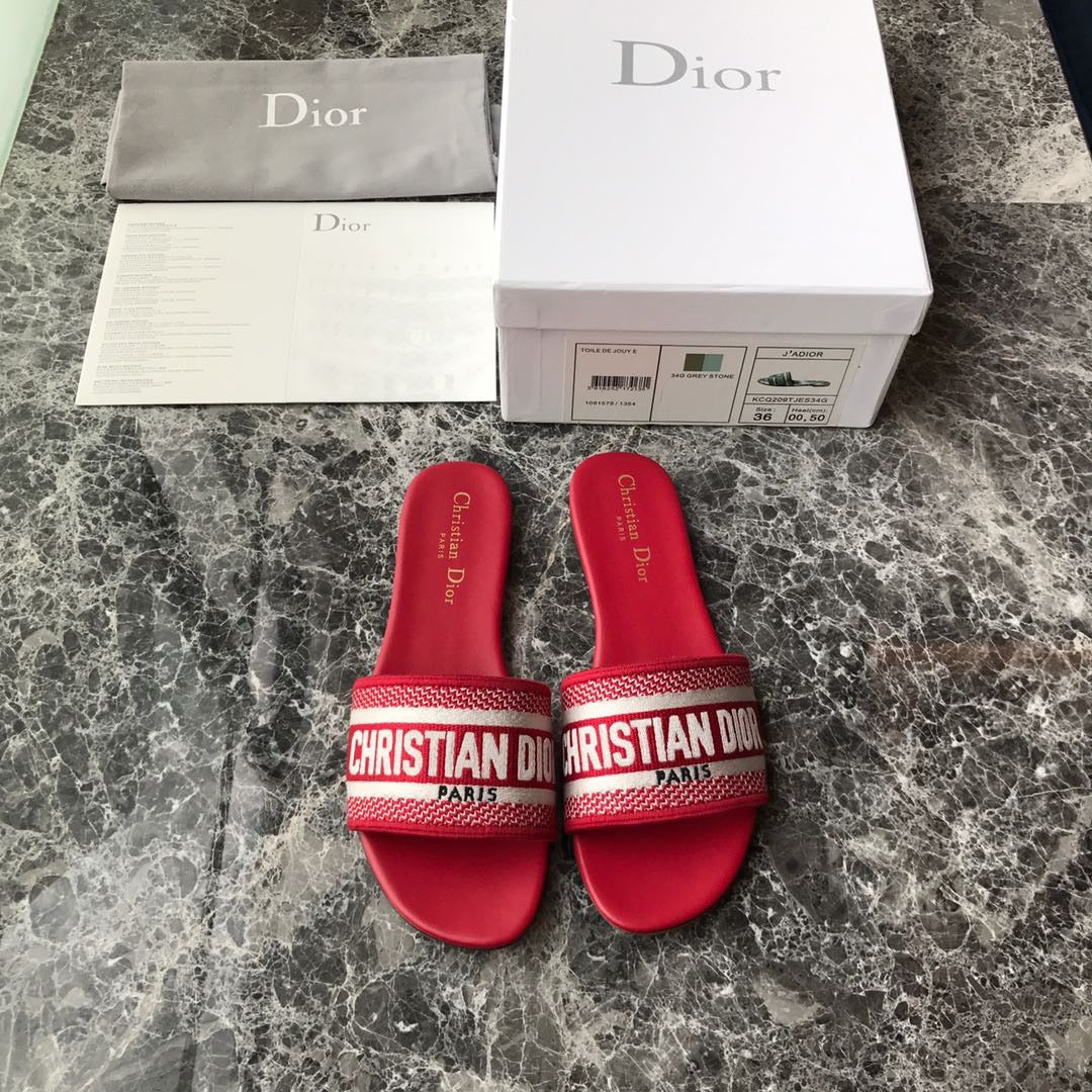DIOR DWAY MULES