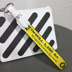 OFFWHITE  DOUBLE CLUTCH
