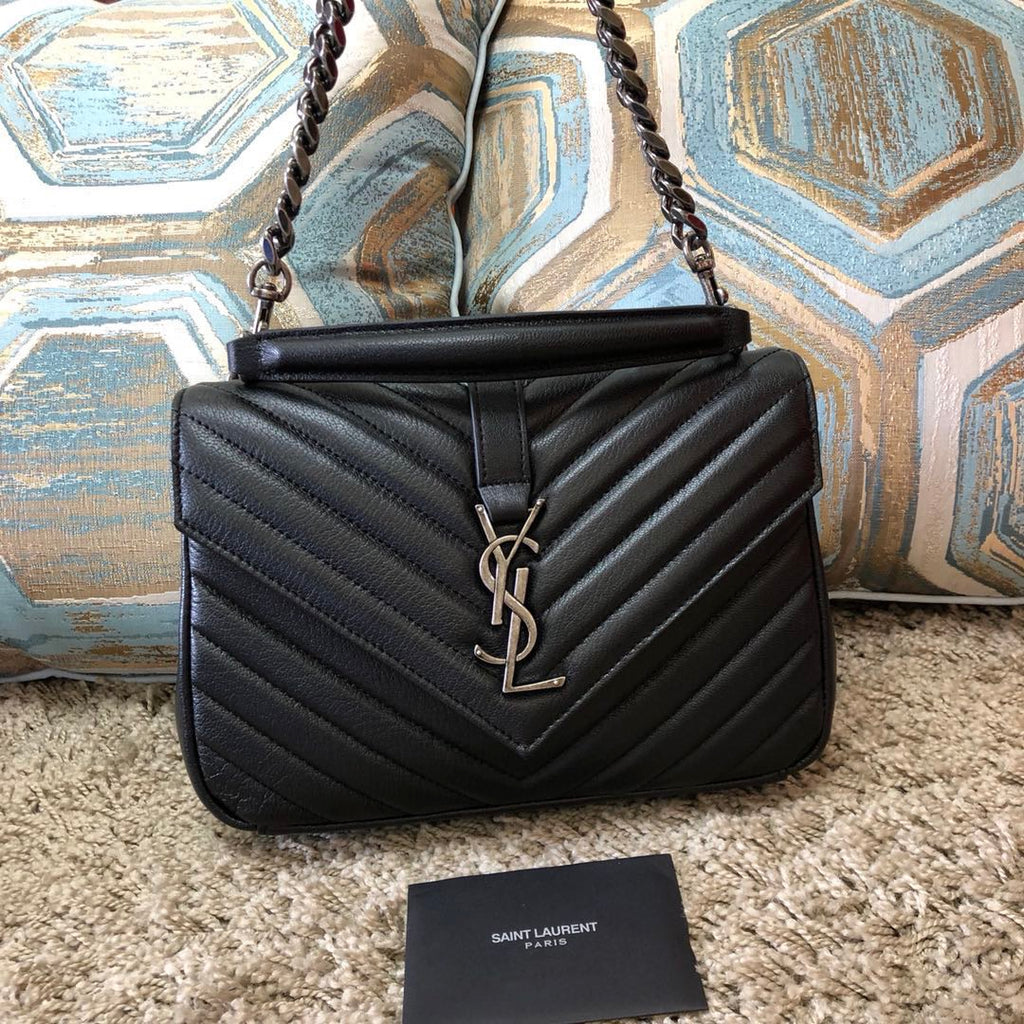 YSL COLLEGE BAG MEDIUM