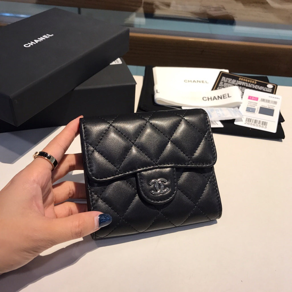 CHANEL CLASSIC BIFOLD WALLET