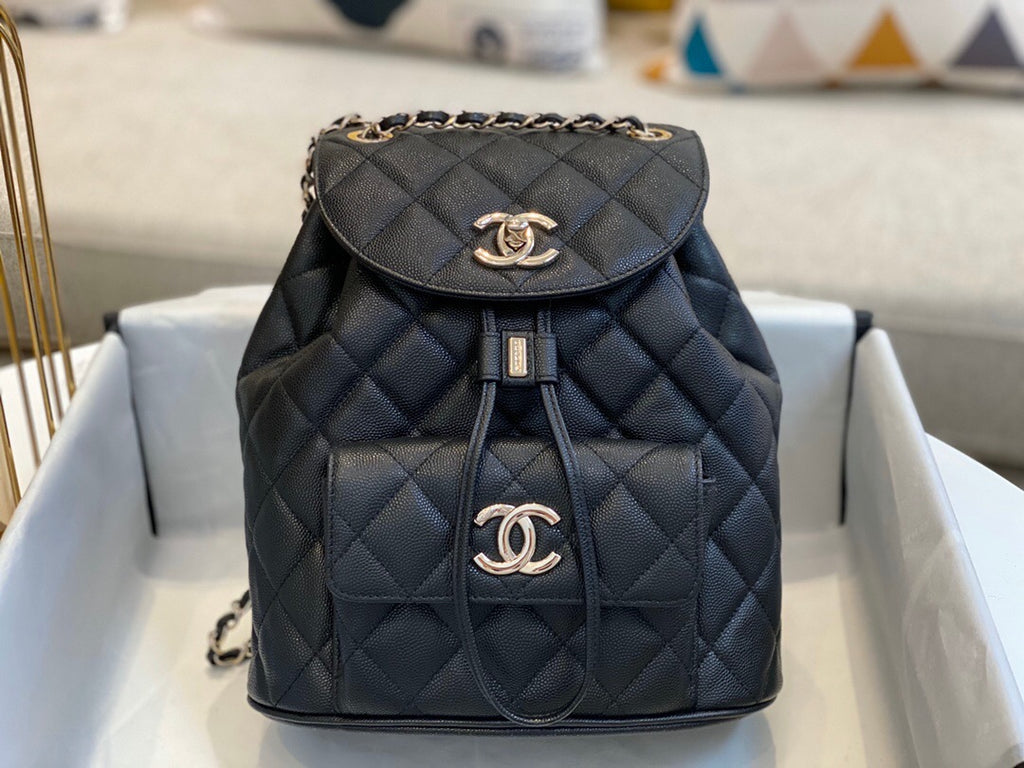 CHANEL BACKPACK CC