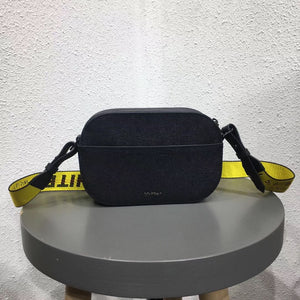 OFFWHITE SCULPTURE CAMERA BAG