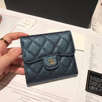 CHANEL CLASSIC BIFOLD WALLET - vlixcogoods