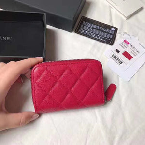 CHANEL CLASSIC ZIPPED WALLET - vlixcogoods