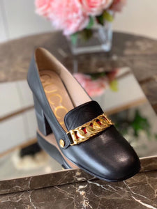 GUCCI SYLVIE LOAFERS PUMP 50