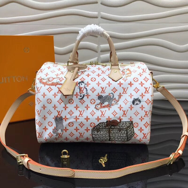 LV MONOGRAM SPEEDY 30