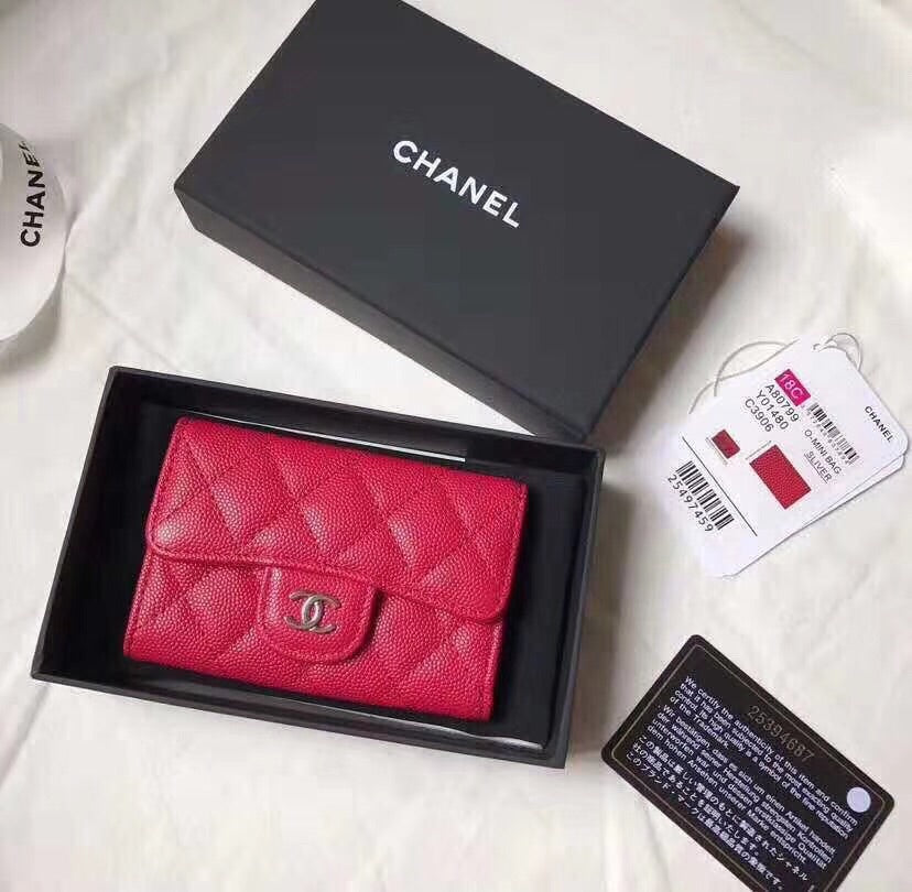 CHANEL CLASSIC CARD HOLDER - vlixcogoods