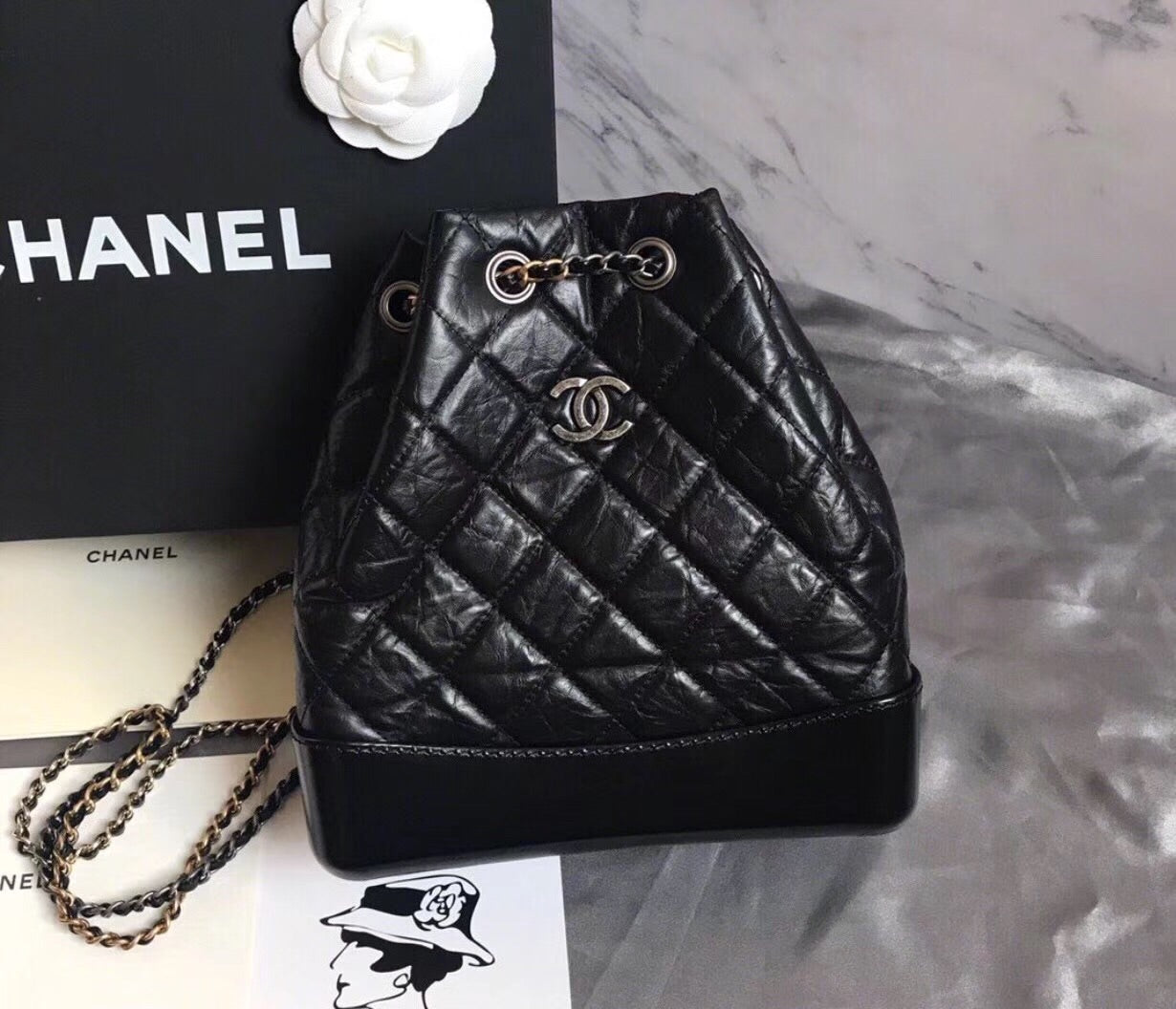 CHANEL GABRIELLE BACKPACK - vlixcogoods